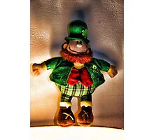Luck of the Irish Photographic Print