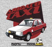 Aregato Taxi  One Piece - Long Sleeve