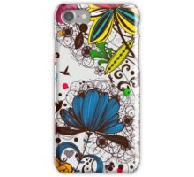 Floral Wildflowers Iphone Case iPhone Case/Skin