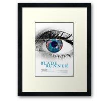 Blade Runner - Movie Poster Framed Print