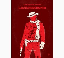 No184 My Django Unchained minimal movie poster Unisex T-Shirt