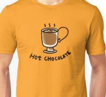 Hot chocolate drink Unisex T-Shirt