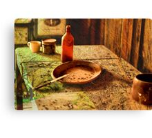OLD COUNTRY BUFFET. Canvas Print
