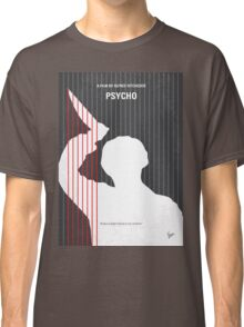 No185 My Psycho minimal movie poster Classic T-Shirt