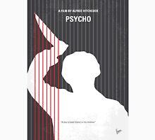 No185 My Psycho minimal movie poster T-Shirt