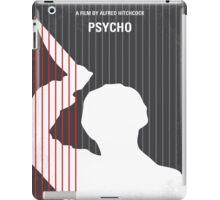 No185 My Psycho minimal movie poster iPad Case/Skin