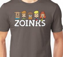 Zoinks - Its Mystery Inc Unisex T-Shirt