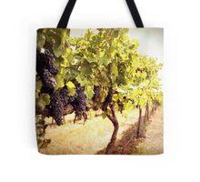 Vintage Vines Tote Bag
