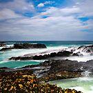Bennetts Rocks, Wave Action by bazcelt