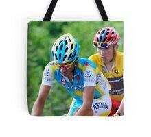 Contador V's Brajkovic Tote Bag