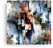 P1390324 _P1390424 _ElectricSheep _GIMP Canvas Print