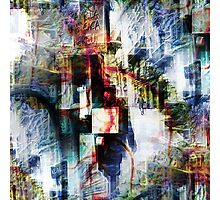 P1390324 _P1390424 _ElectricSheep _GIMP Photographic Print