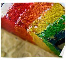 Rainbow Wall Poster