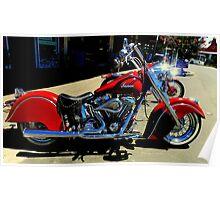 Indiana Motoring!..... Cool !!! Poster