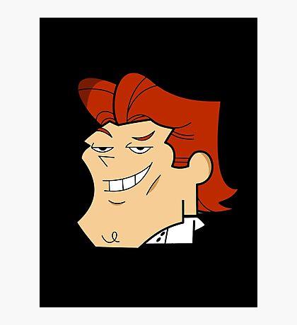 Handsome Dexter - Dexter's Lab Photographic Print