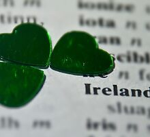 ♥ book series: Ireland  by Denise Abé
