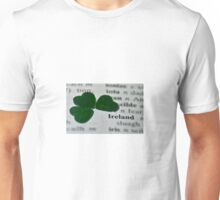 ♥ book series: Ireland  Unisex T-Shirt