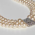 Pearl necklace by Janette Anderson