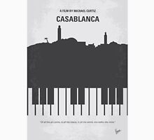 No192 My Casablanca minimal movie poster  Unisex T-Shirt