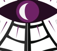 Night Vale Community Radio Logo Sticker