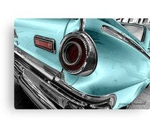 Classic Car 190 Canvas Print