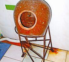 DIY Urinal by Horst Dammer