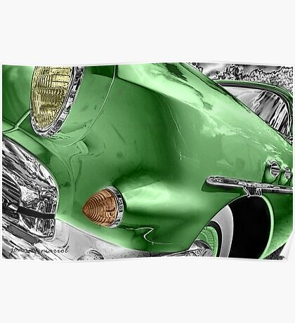 Classic Car 191 Poster