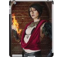Dragon Age Morrigan I iPad Case/Skin