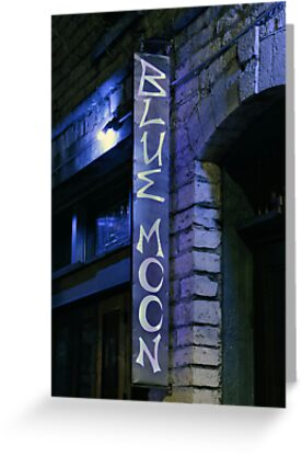 Blue Moon Saloon by SuddenJim