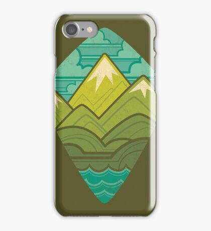 Sea to Sky iPhone Case/Skin
