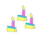birthday cake by neatfoto