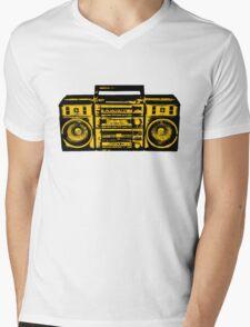 Tape recorder Mens V-Neck T-Shirt