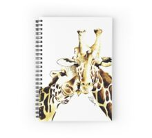 Giraffe Friends Spiral Notebook