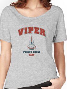 Viper Flight Crew Women's Relaxed Fit T-Shirt