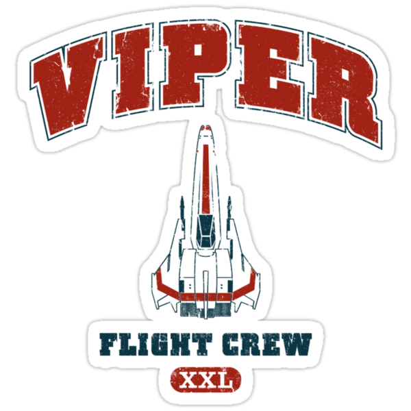 Viper Flight Crew by deepspacemonkey