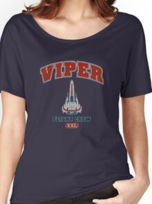 Viper Flight Crew - Dark Women's Relaxed Fit T-Shirt