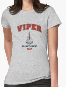 Viper Flight Crew - Dark Womens Fitted T-Shirt