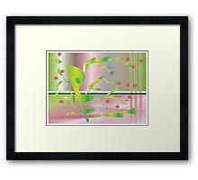 Blossoms....... Framed Print