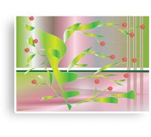 Blossoms....... Canvas Print