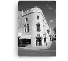Santa Fe - Adobe Building Canvas Print