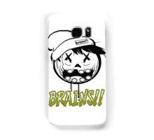 Zombie Neff Brains Iphone Case Samsung Galaxy Case/Skin