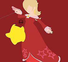 Rosalina & Luma (Fire) - Super Smash Bros. by samaran