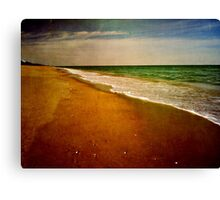 Florida Seascape Canvas Print