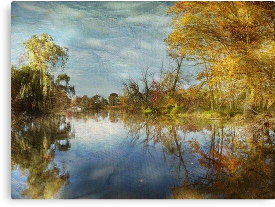 River Repose by enchantedImages