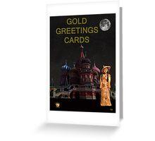 Moscow Fashion Week Greeting Card