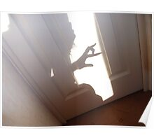 shadow puppet. Poster