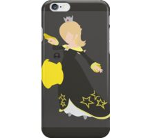 Rosalina & Luma (Black/Yellow) - Super Smash Bros. iPhone Case/Skin