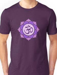 Lotus Petal Mandala Om Shirt Unisex T-Shirt