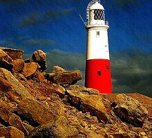 Portland Bill Lighthouse, Dorset, UK. by buttonpresser