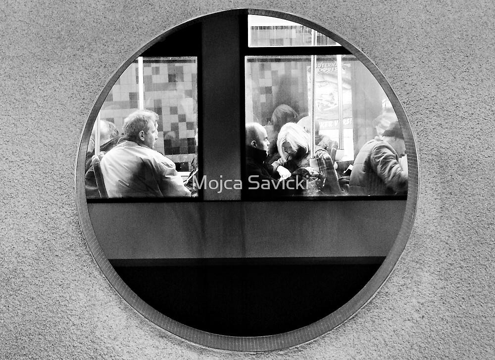 Last Train Home by Mojca Savicki